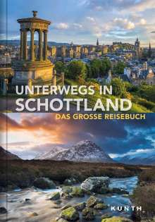 Unterwegs in Schottland, Buch