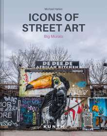 Icons of Street Art, Buch