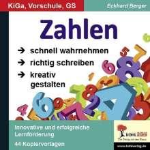 Eckhard Berger: Zahlen, 1 CD-ROM, CD-ROM