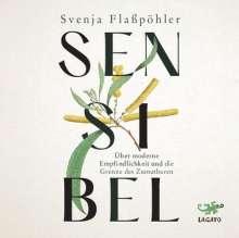 Svenja Flaßpöhler: Sensibel, MP3-CD