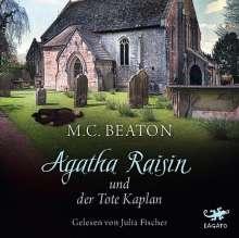 M. C. Beaton: Agatha Raisin und der tote Kaplan, CD