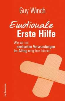 Guy Winch: Emotionale Erste Hilfe, Buch