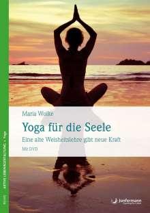 Maria Wolke: Resilent durch Yoga, Buch