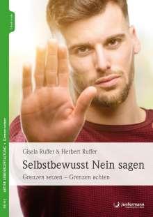Gisela Ruffer: Selbstbewusst Nein sagen, Buch
