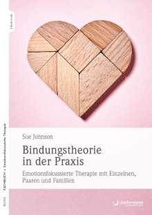 Susan M. Johnson: Bindungstheorie in der Praxis, 1 Buch und 1 Diverse