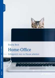 Rositta Beck: Home-Office, 1 Buch und 1 Diverse