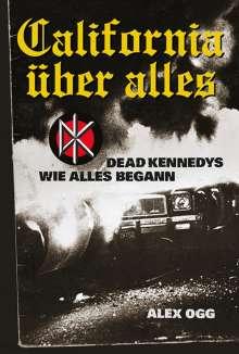 California Über Alles-Dead Kennedys, Buch