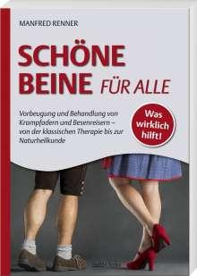 Manfred Renner: Schöne Beine für alle, Buch