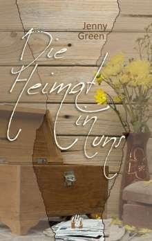 Jenny Green: Die Heimat in uns, Buch