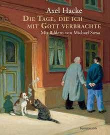 Axel Hacke: Die Tage, die ich mit Gott verbrachte, Buch