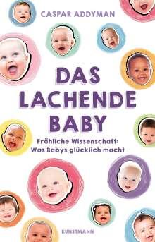 Caspar Addyman: Das lachende Baby, Buch