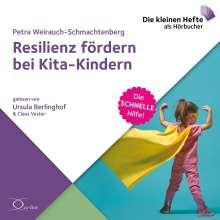 Petra Weirauch-Schmachtenberg: Resilienz fördern bei Kita-Kindern, CD