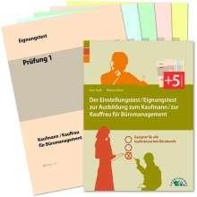 Kurt Guth: Der Einstellungstest / Eignungstest zur Ausbildung zum Kaufmann / zur Kauffrau für Büromanagement, Buch
