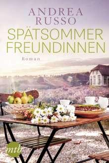 Andrea Russo: Spätsommerfreundinnen, Buch