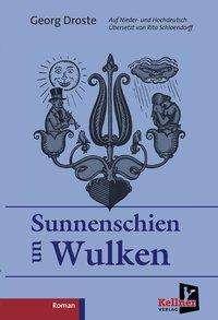 Georg Droste: Sunnenschien un Wulken, Buch