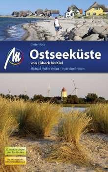 Dieter Katz: Ostseeküste, Buch