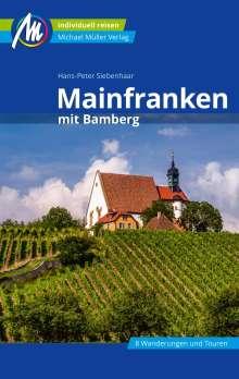 Hans-Peter Siebenhaar: Mainfranken Reiseführer Michael Müller Verlag, Buch