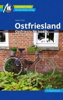 Dieter Katz: Ostfriesland & Ostfriesische Inseln Reiseführer Michael Müller Verlag, Buch