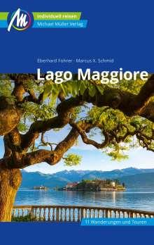 Eberhard Fohrer: Lago Maggiore Reiseführer Michael Müller Verlag, Buch