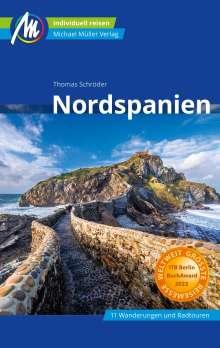 Thomas Schröder: Nordspanien Reiseführer Michael Müller Verlag, Buch