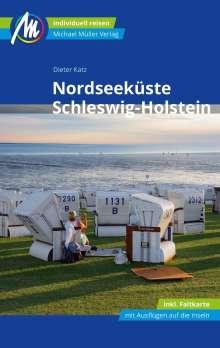 Dieter Katz: Nordseeküste Schleswig-Holstein Reiseführer Michael Müller Verlag, Buch