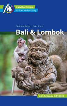 Susanne Beigott: Bali & Lombok Reiseführer Michael Müller Verlag, Buch