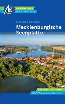 Sven Talaron: Mecklenburgische Seenplatte Reiseführer Michael Müller Verlag, Buch