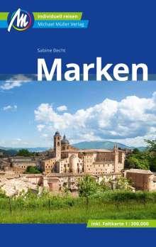 Sabine Becht: Marken Reiseführer Michael Müller Verlag, Buch