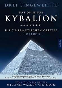 William Walker Atkinson: Kybalion - Die 7 hermetischen Gesetze, 4 CDs