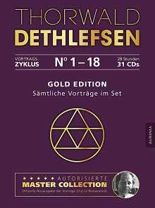 Thorwald Dethlefsen: Gold Edition - Sämtliche Vorträge im Set, 31 CDs