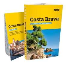 Julia Macher: ADAC Reiseführer plus Costa Brava und Barcelona, Buch