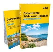 Monika Dittombée: ADAC Reiseführer plus Ostseeküste Schleswig-Holstein, Buch