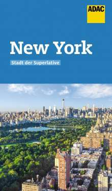 Hannah Glaser: ADAC Reiseführer New York, Buch