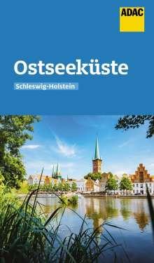 Monika Dittombée: ADAC Reiseführer Ostseeküste Schleswig-Holstein, Buch