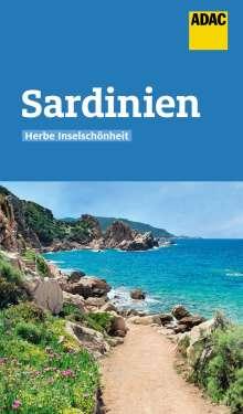 Peter Höh: ADAC Reiseführer Sardinien, Buch