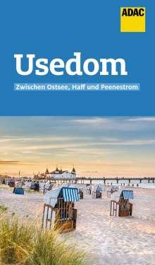 Claudia Pautz: ADAC Reiseführer Usedom, Buch