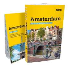 Ralf Johnen: ADAC Reiseführer plus Amsterdam, Buch