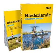 Ralf Johnen: ADAC Reiseführer plus Niederlande, Buch