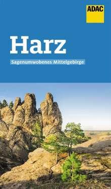 Knut Diers: ADAC Reiseführer Harz, Buch
