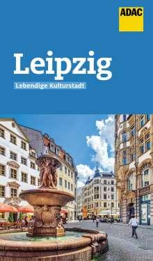 Jens van Rooij: ADAC Reiseführer Leipzig, Buch