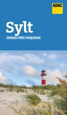 Knut Diers: ADAC Reiseführer Sylt mit Amrum, Föhr, Helgoland, Buch