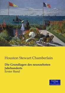 Houston Stewart Chamberlain: Die Grundlagen des neunzehnten Jahrhunderts, Buch