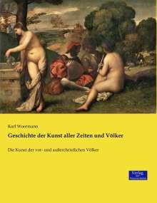 Karl Woermann: Geschichte der Kunst aller Zeiten und Völker, Buch