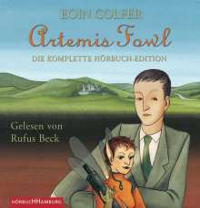 Eoin Colfer: Artemis Fowl - Die komplette Hörbuch-Edition, 9 Diverse