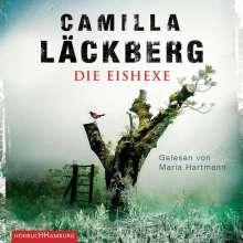 Camilla Läckberg: Die Eishexe, 2 CDs