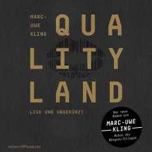 Marc-Uwe Kling: QualityLand, 7 CDs