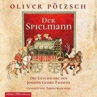 Oliver Pötzsch: Der Spielmann, 3 CDs