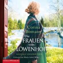 Corina Bomann: Die Frauen vom Löwenhof 03. Solveigs Versprechen, 2 Diverse