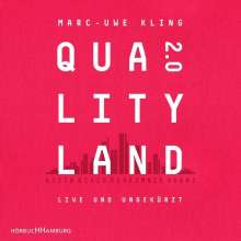 Marc-Uwe Kling: QualityLand 2.0, 8 CDs