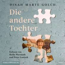 Dinah Marte Golch: Die Andere Tochter, 2 MP3-CDs